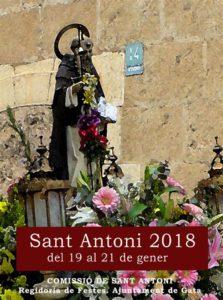 Festa de Sant Antoni -Gata de Gorgos-