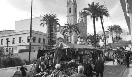 La Fira i Porrat de Sant Antoni de Benissa continúa con conciertos, el túnel del vino y exhibiciones