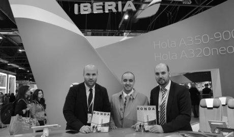 Teulada-Moraira vuelve a apostar por la promoción de altos vuelos anunciándose en los aviones de Iberia