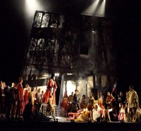 Ópera: Retransmisión en directo de 'Rigoletto' de Verdi -Calp- @ Auditorio - Casa de Cultura, Calp