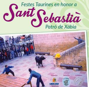 Fiesta de S. Sebastià -Xàbia- @ Xàbia