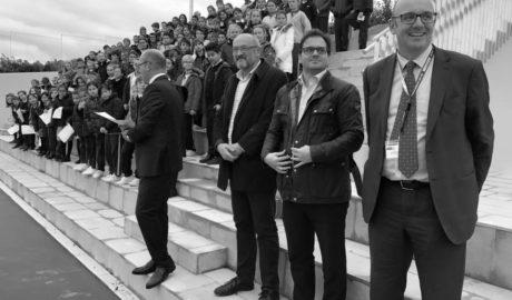 L'Ajuntament de Benitatxell es bolca en la inauguració d'un col·legi privat