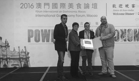 Dénia promocionará en China la cocina de la comarca y su formación gastronómica universitaria