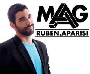 Magia y humor: 'Hago Chas... y Aparisi a tu lado!' por el Mag Ruben Aparici @ Saló d'Actes Municipal, Benissa