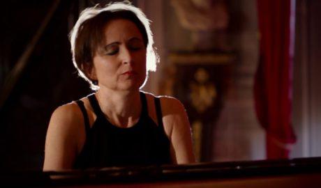 Concierto de la pianista italiana Sandra Landini. VII Festival Internacional de Música de Invierno -Calp-
