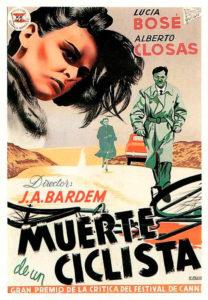 Cine-club: 'Muerte de un ciclista' Dir.: Juan Antonio Bardem -Pedreguer- @ Espai Cultural de Pedreguer