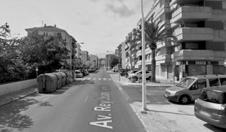 Instan al Ayuntamiento de Xàbia a aumentar la visibilidad en los pasos de cebra tras el atropello del viernes
