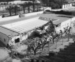 [LA FOTO] Teulada afona l'antiga piscina per construir-ne una nova al costat del camp de futbol