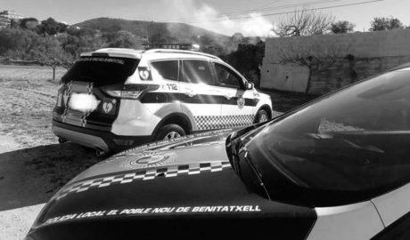 La caòtica gestió de les multes de trànsit a Benitatxell acaba en els tribunals