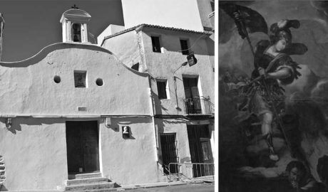 Las ermitas de Pego (I): Sant Miquel