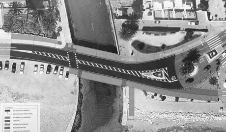 El nuevo puente de Triana de Xàbia, a un paso menos de hacerse realidad