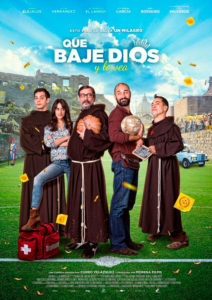 Cine: 'Que baje Dios y lo vea'. Dir.: Curro Velázquez -Calp- @ Auditorio - Casa de Cultura, Calp