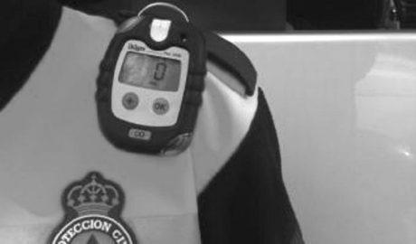 Xàbia mejora la red de comunicaciones que emplea Protección Civil en casos de emergencia