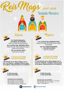 Cabalgata de Reyes -Moraira- @ Moraira