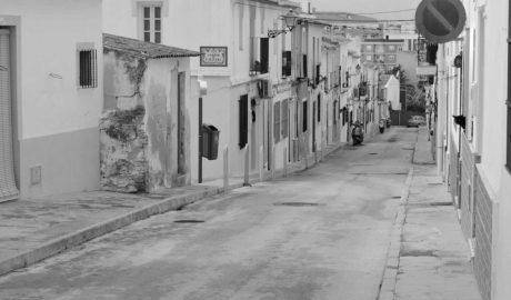 Nuevo aluvión de obras en Dénia: Arranca la remodelación de las calles Sant Francesc y Colón