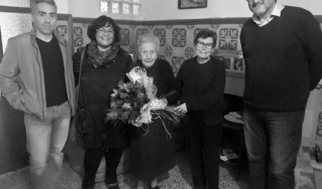La tercera centenaria del Poble Nou de Benitatxell