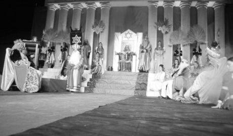 50 años de ilusión en Gata con el 'Misteri dels Reis Mags'