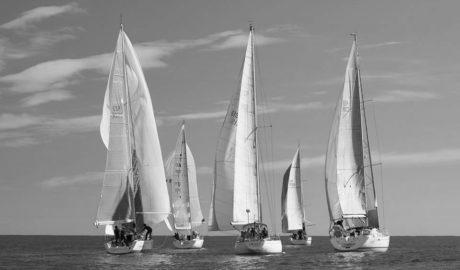 22 barcos participan en las 300 Millas de Moraira
