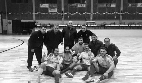 Gesta del Dénia Futsal en Linyola: victoria por 3-6 jugando con un lesionado y sin cambios