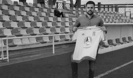El CD Dénia ficha a Jaime Contreras, lateral formado en la cantera del Betis
