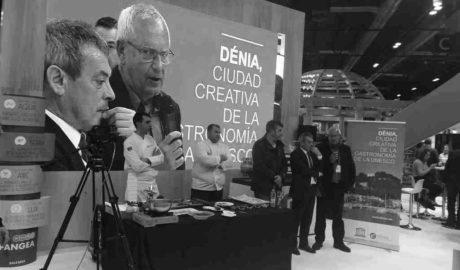 Dénia s'alia amb Balears en la primera jornada de Fitur