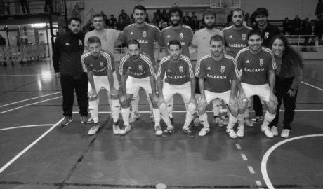 El Dénia Futsal deja el parón y jugará en Linyola