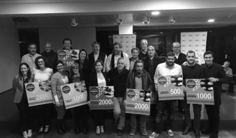 La Fundació Dénia entrega sus premios anuales 100x100
