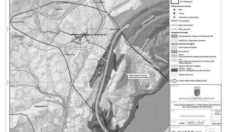 El nuevo Plan General de Benitatxell creará un corredor ecológico que unirá el Montgó con Bèrnia