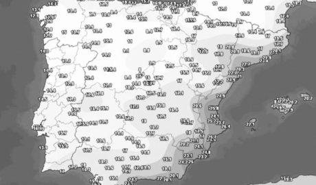 Xàbia registra la temperatura máxima histórica de la Comunitat en un mes de enero