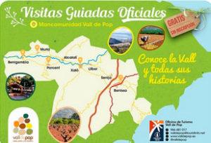 Visitas guiadas oficiales Vall de Pop: Parcent @ Parcent