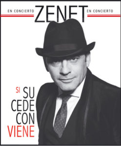 Concierto de Zenet: 'Si sucede, conviene' -Dénia- @ Teatre Auditori del Centre Social, Dénia
