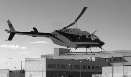 El Consorcio de Bomberos sobrevuela la Marina Alta para seleccionar la ubicación de las nuevas helisuperficies