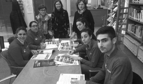 Investigan los libros de fiestas de la comarca desde 1990 para buscar datos sobre su historia gastronómica
