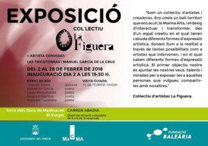 Exposició del Col·lectiu La Figuera -El Verger- @ Torre dels Ducs de Medinaceli, El Verger