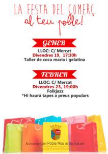 'La Festa del Comerç': actuació de Folkjazz i tapes a preus populars al Mercat -Benitatxell- @ Mercat Municipal, El Poble Nou de Benitatxell