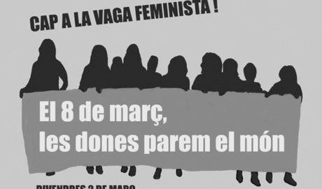 El 8 de març les dones parem el món