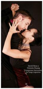 Espectáculo de tango por el grupo La Pasional -Calp- @ Saló Blau - Casa de Cultura, Calp