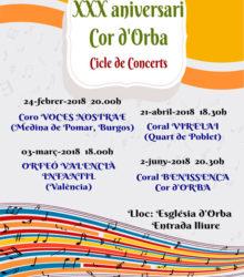 Cicle-concerts-cor-orba-30-aniversari