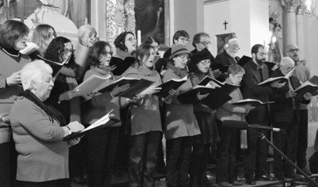 El Cor d'Orba inicia un ciclo de conciertos para celebrar su 30 aniversario