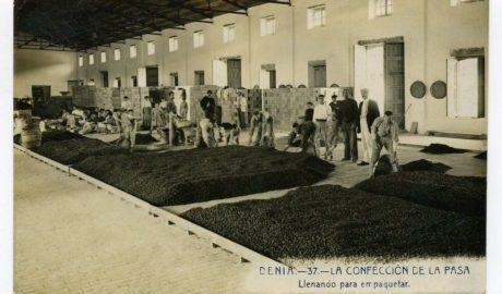 La guia de 1923 que incloïa receptes amb pansa de Dénia ara gairebé oblidades