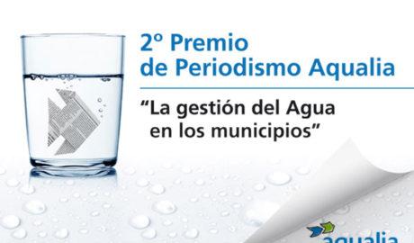 Cuarenta trabajos compiten por el 2º Premio de Periodismo Aqualia