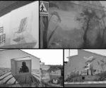 Senija, un llenç en blanc convertit en museu d'art de carrer