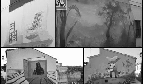 Senija, un lienzo en blanco convertido en museo de arte callejero