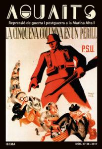 Presentació del monogràfic de la Revista Aguaits 'Repressió de Guerra i Postguerra a la Marina Alta' -Pego- @ Casa de Cultura de Pego