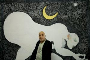 Exposición 'El jardín de la vida' del artista iraquí Saad Alí -Calp- @ ala de Exposiciones del Antiguo Ayuntamiento de Calp