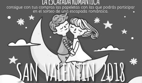 El comercio de Xàbia Històrica sortea una escapada romántica por San Valentín