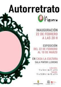 Exposició 'Autorretrato' del Col·lectiu La Figuera -Dénia- @ Casa de Cultura. Sala Pintor Llorens, Dénia