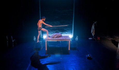 Teatro: 'Azerbaijan' de la Compañía Eva Zapico -Xàbia-