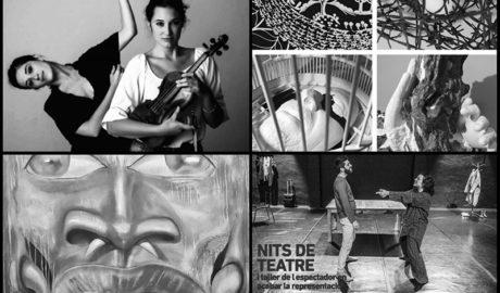 Un fin de semana lleno de teatro, música, arte plástico y danza en Xàbia