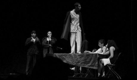 Neus Ibáñez, de Benissa, i Eva Genovés, de Xàbia, guanyen el concurs Curt de Teatre en categoria escolar